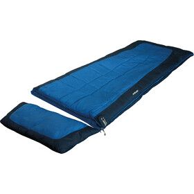 High Peak Camper Sac de couchage, blue/dark blue